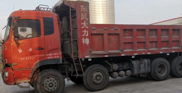 東風 自卸車  290匹2014年02月 8×4 國三